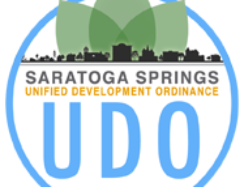 Sustainable Saratoga's comments on the draft UDO