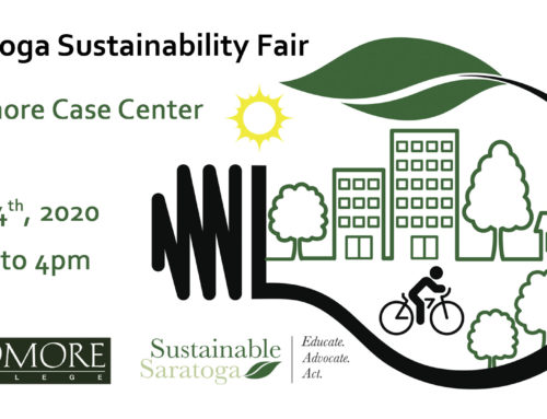 Saratoga Sustainability Fair – 2020