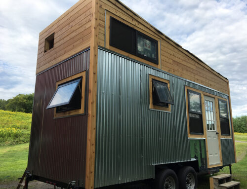 Interview: The Tiny House Movement